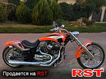МОТО ЧОППЕР Harley Davidson Spitfire 2008