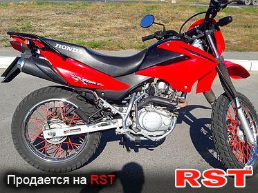 МОТО ЭНДУРО HONDA XR 125 2013