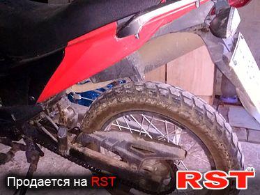МОТО ЭНДУРО Loncin LX200GY-3, обмен 2013