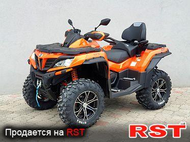 МОТО КВАДРОЦИКЛ Cf moto X10 2019