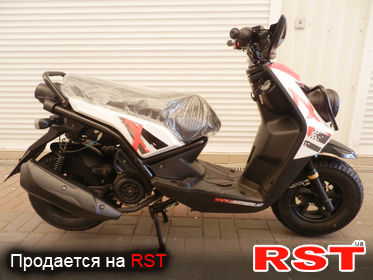 МОТО СКУТЕР  LIBERTY  GMG150T-35 BWS  2015