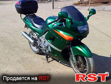 МОТО Спорт Турист Kawasaki ZZR400, обмен 2001
