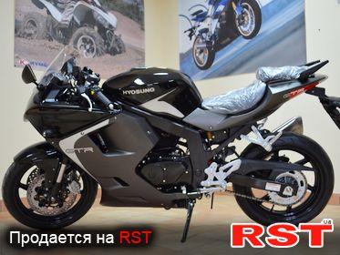 МОТО СПОРТБАЙК Hyosung GTR250 2013