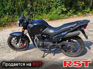 МОТО СТРИТБАЙК GEON Tourer 350 EFI 2013