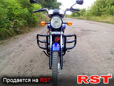 МОТО СТРИТБАЙК Spark SP125C-2X 2017