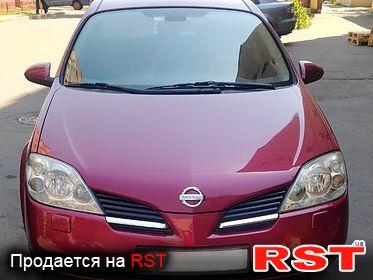 NISSAN Primera P12 2003
