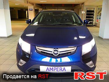 OPEL Ampera Premier 2012