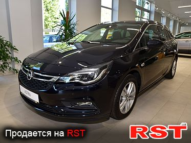 OPEL Astra K Sports Tourer Innovation 2019