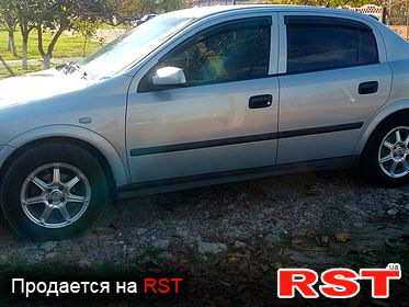 OPEL Astra G Classic, обмен 2004