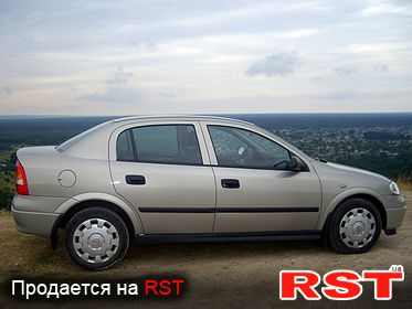 OPEL Astra Classic, обмен 2007