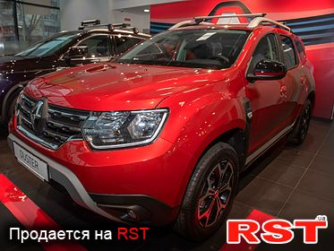 RENAULT Duster Techroad 2019