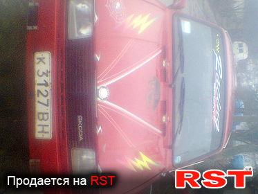 SKODA 1300  1986