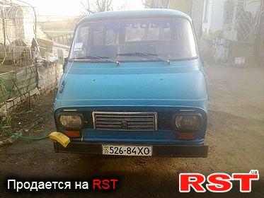 SKODA TAZ 1203 1974