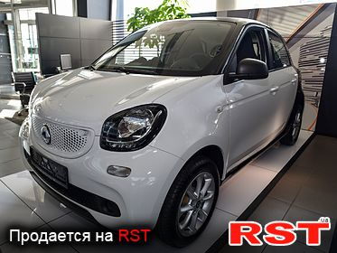 SMART Forfour w453 2018