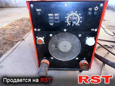 СПЕЦТЕХНИКА Агрегат сварочный ВДУЧ 200, обмен 2000