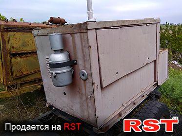 СПЕЦТЕХНИКА Агрегат сварочный Псо 300 2000