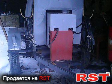 СПЕЦТЕХНИКА Агрегат сварочный САК Д 37 2010