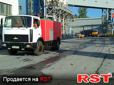 СПЕЦТЕХНИКА Ассенизатор Каналопромывочный МАЗ 5337  2010