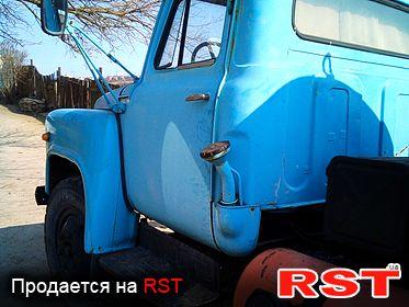 СПЕЦТЕХНИКА Ассенизатор ГАЗ 53 1987