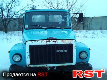 СПЕЦТЕХНИКА Ассенизатор Газ 3307 1992