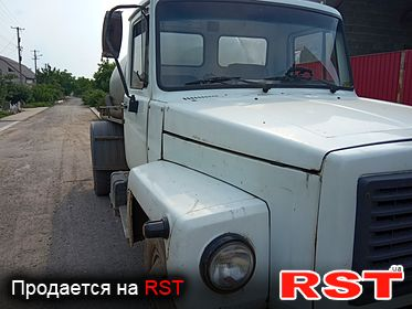 СПЕЦТЕХНИКА Ассенизатор Газ 3307 1993