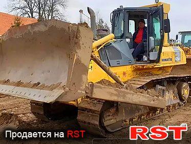 СПЕЦТЕХНИКА Бульдозер Komatsu D65EX 2004