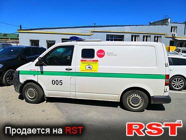 СПЕЦТЕХНИКА Инкассаторские авто VOLKSWAGEN T5 Kasten 2013