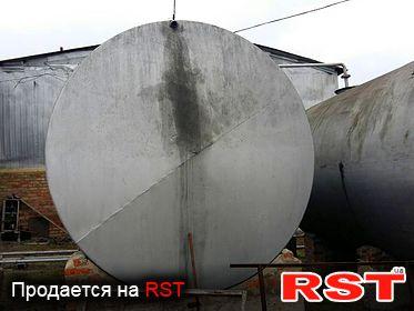 СПЕЦТЕХНИКА Ёмкость РГС-25 2005
