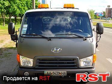 СПЕЦТЕХНИКА Эвакуатор HYUNDAI HD-65 2007