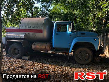 СПЕЦТЕХНИКА Газовоз ЗИЛ 431412, обмен 1991