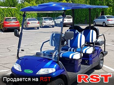 СПЕЦТЕХНИКА Гольф-кар  LVTONG LT-A627.4+2 2019