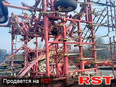 СПЕЦТЕХНИКА Кабелеукладчик Культиватор Will-Rich 3400 2003