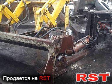 СПЕЦТЕХНИКА Погрузчик БОРЕКС ЭО-2101 2008