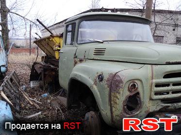 СПЕЦТЕХНИКА Пескоразбрасыватель ЗИЛ 130, обмен 1992