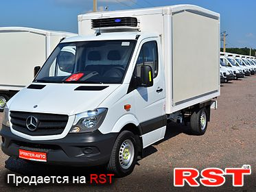 СПЕЦТЕХНИКА Рефрижератор MERCEDES Sprinter 313 2014