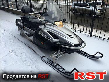 СПЕЦТЕХНИКА Снегоход Yamaha Viking Professional RS 2010