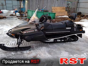 СПЕЦТЕХНИКА Снегоход Viking Professional RS 2013