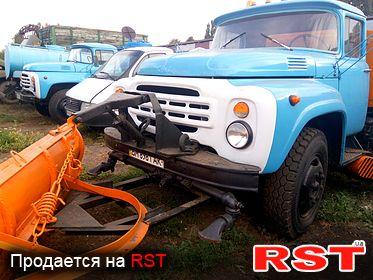 СПЕЦТЕХНИКА Снегоуборочная ЗИЛ 130 1997