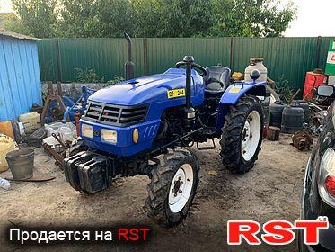 СПЕЦТЕХНИКА Трактор Donfeng 244 2014