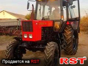 СПЕЦТЕХНИКА Трактор МТЗ-82 2005
