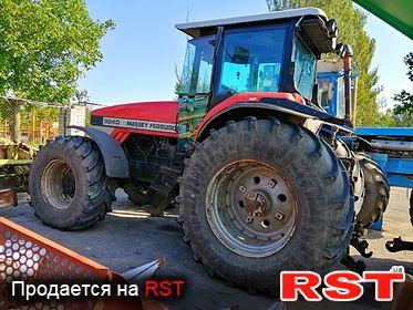 СПЕЦТЕХНИКА Трактор Massey Ferguson-9240 1999