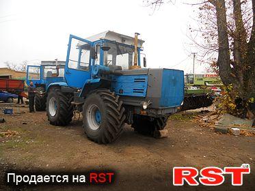 СПЕЦТЕХНИКА Трактор хтз 17221 2002
