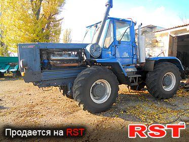 СПЕЦТЕХНИКА Трактор хтз т-150к 1999