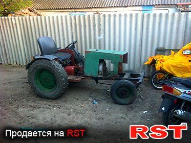 4d808272e436 Продам СПЕЦТЕХНИКА Трактор в Запорожье на RST. объявления авто ...