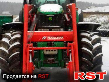СПЕЦТЕХНИКА Трактор JOHN DEERE 6920S PREMIUM 2004