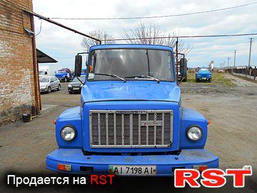 СПЕЦТЕХНИКА Водовоз ГАЗ 3307 1994