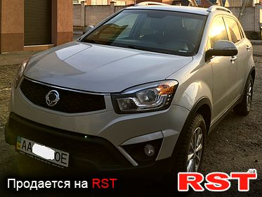 SSANGYONG Korando DLX-1 4WD 2013