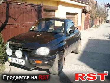 SUZUKI X90 Cabrio 1996