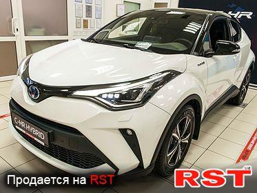 TOYOTA C-HR Hybrid Premium 2019