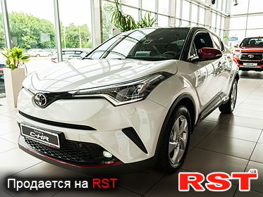 TOYOTA C-HR Active 2019